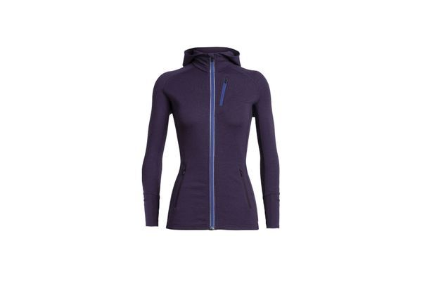 Gear Review: Women's Icebreaker Mid Layer Jacket; Base Layer Tights
