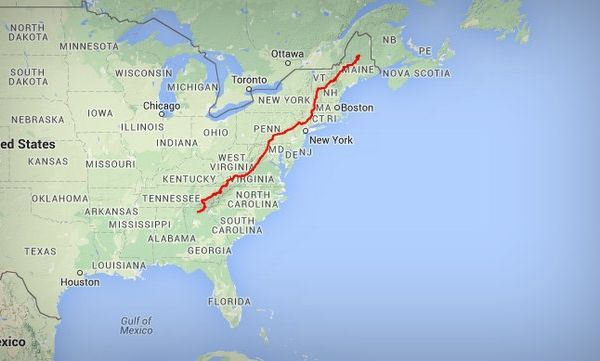 The Five W's, One Gap Year, and a 2,189-Mile Decision: Me and the Appalachian Trail