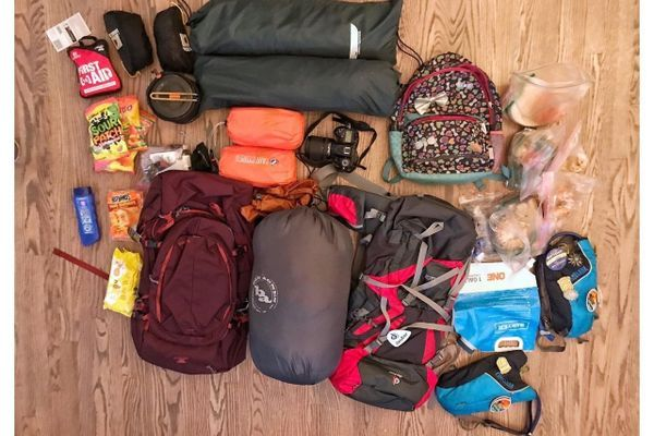 The Lazy Way to PCT Prep