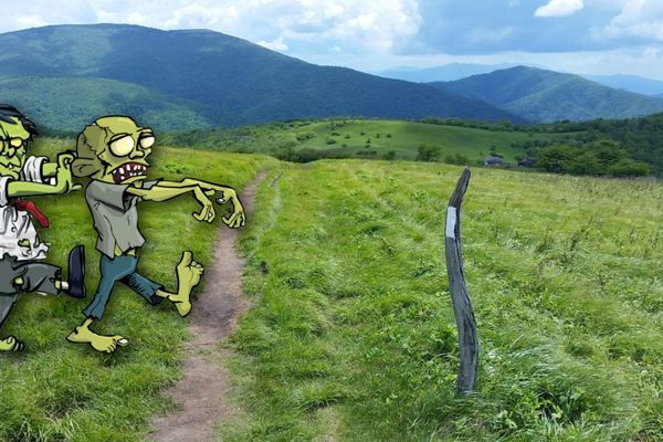 Zombies Don't Thru-Hike