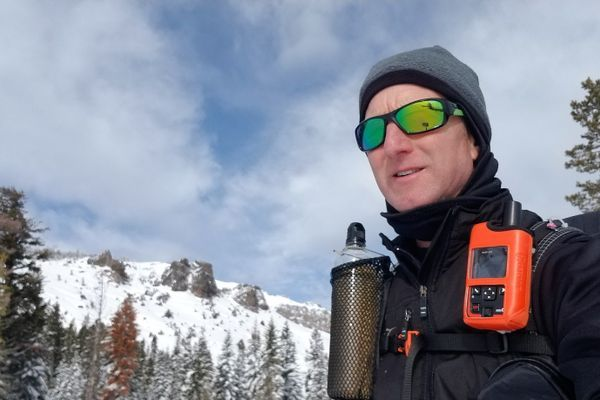 """Hiking, Vlogging, and Podcasting Under """"Old Man and the PCT"""""""