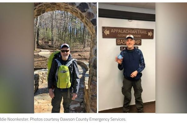 Missing AT Hiker's Body Found Near Approach Trail in Georgia