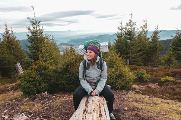 From Paris to the Appalachian Trail