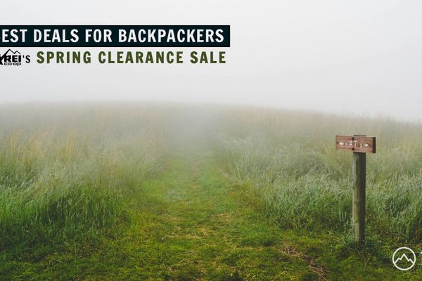 The Best Deals for Backpackers at REI's Spring Clearance