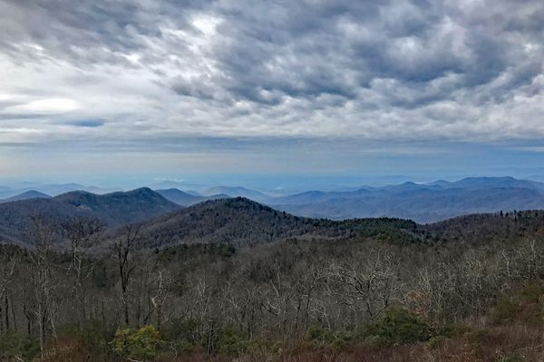 The Foothills Trail: 77 Miles Through South and North Carolina