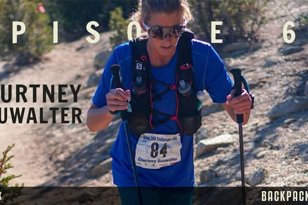 Backpacker Radio 63 | Courtney Dauwalter on Ultrarunning, Temporary Blindness, and Ultra Puke Culture