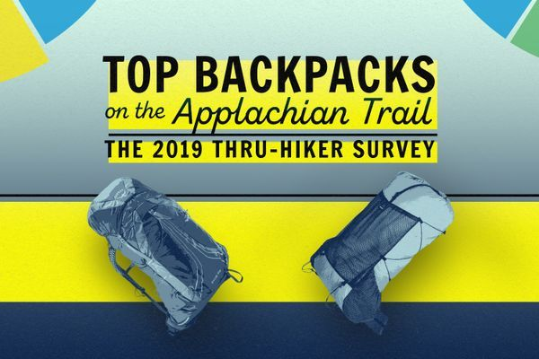 Top Backpacks: The 2019 Appalachian Trail Thru-Hiker Survey