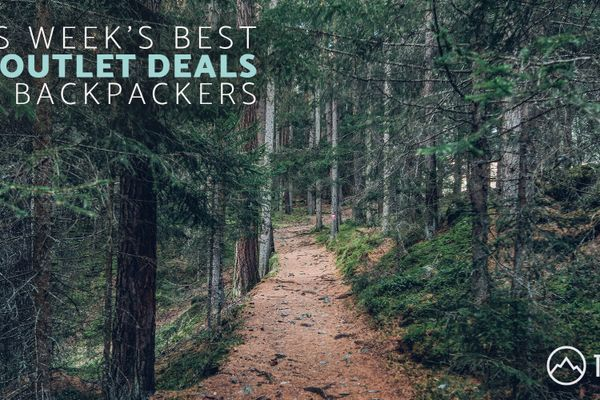 This Week's Best REI Outlet Deals for Backpackers