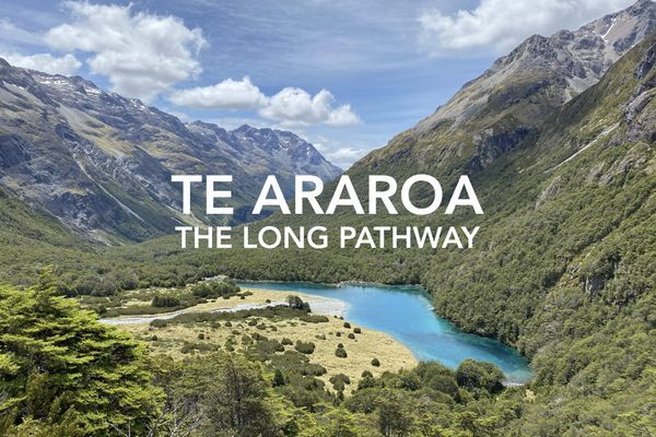 Advice on Hiking New Zealand's Te Araroa