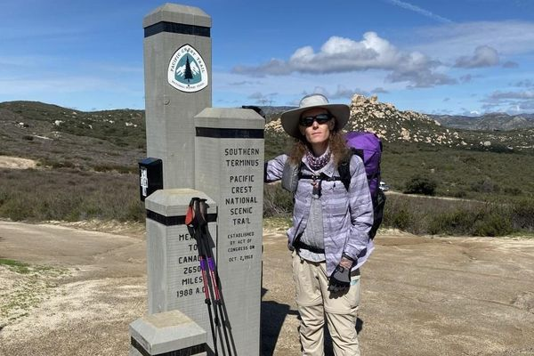 PCT Heartbreak: Looking Toward the Far Horizon