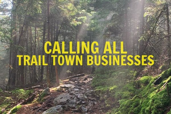 Calling All Small Businesses Along the Trails: We Want to Help You
