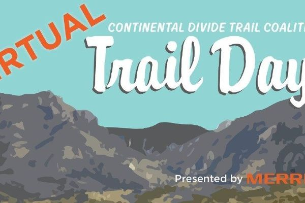 CDTC to Host Virtual Trail Days for Entire Month of April