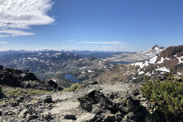 TRT Down for What: A Ten-Day Journey Along the Tahoe Rim Trail