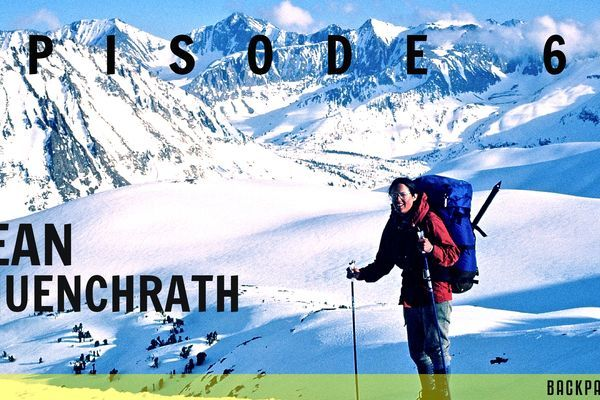 Backpacker Radio 68 | Jean Muenchrath on Her Near Death Experience in the High Sierra