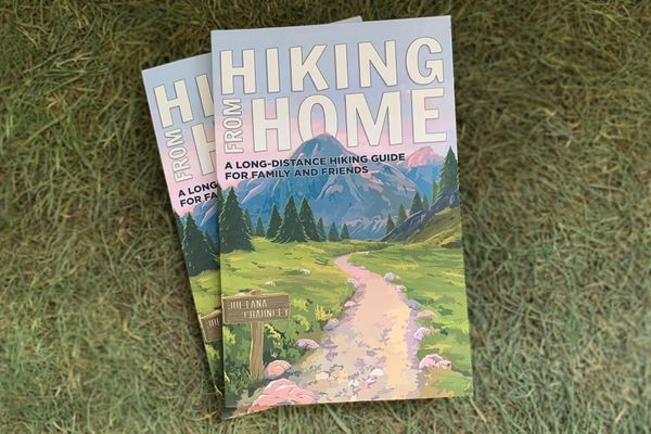 "[Book Review] ""Hiking from Home"" – Chaunce's Primer for Hikers *and* the Homefront"