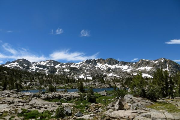 Yosemite Reopens for Pacific Crest Trail Thru-Hikers