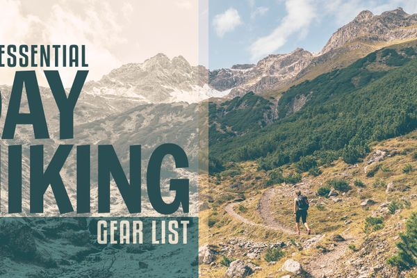 The Essential Day Hiking Gear List