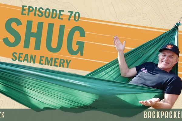 "Backpacker Radio 70 | Sean ""Shug"" Emery on Life as a Circus Clown and Hammock Camping"
