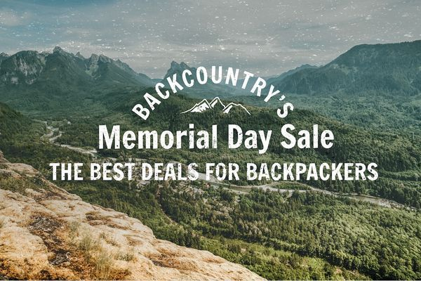 The Best Deals for Backpackers at Backcountry's Memorial Day Sale