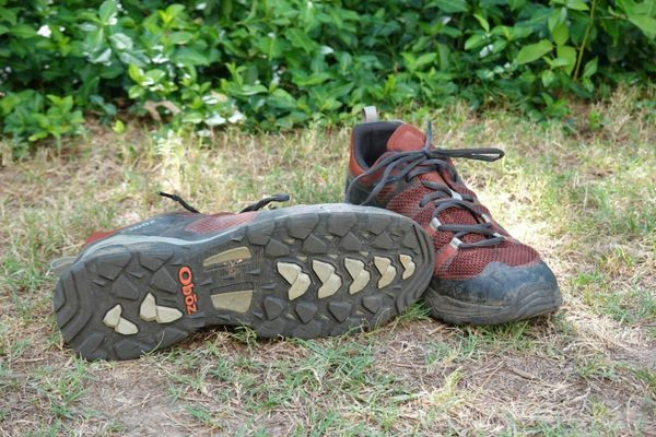 Gear Review: Oboz Arete Low Hiking Shoes