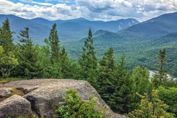 Hiking the Adirondacks? Pack Masks, Maintain Social Distance on Trails
