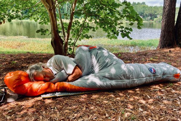 Gear Review: Big Agnes Torchlight UL 20-Degree Sleeping Bag