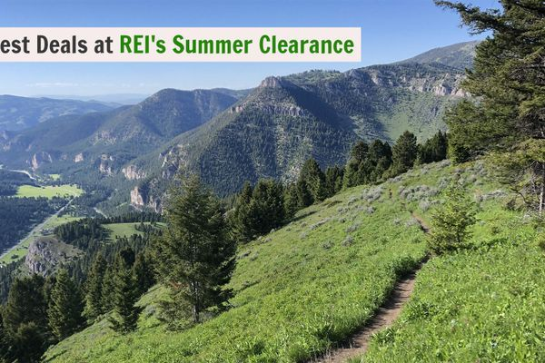 Best Deals for Backpackers at REI's Summer Clearance
