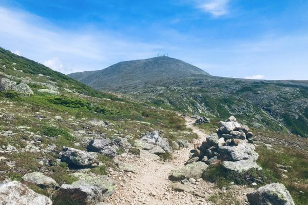 A New Challenge: The White Mountains Direttissima Record