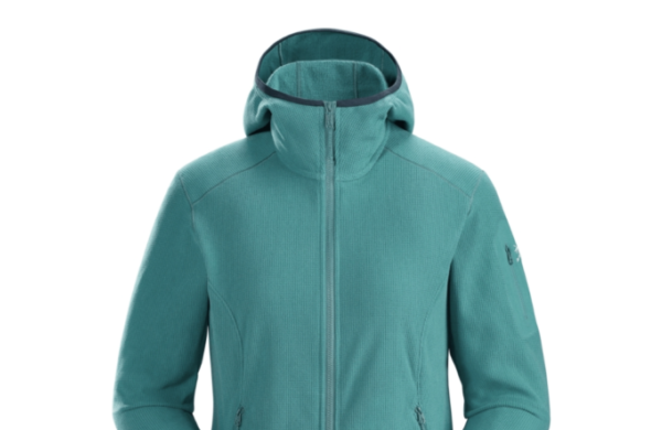 Gear Review: Arc'teryx Women's Delta LT Hoody