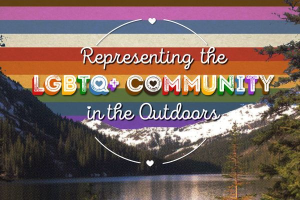 Discomfort: A Call for LGBTQ+ Representation in the Outdoor Community