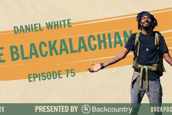 "Backpacker Radio 75 | Daniel White aka ""The Blackalachian"""