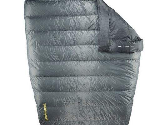 Gear Review: Therm-a-Rest Vela 20 Two-Person Quilt