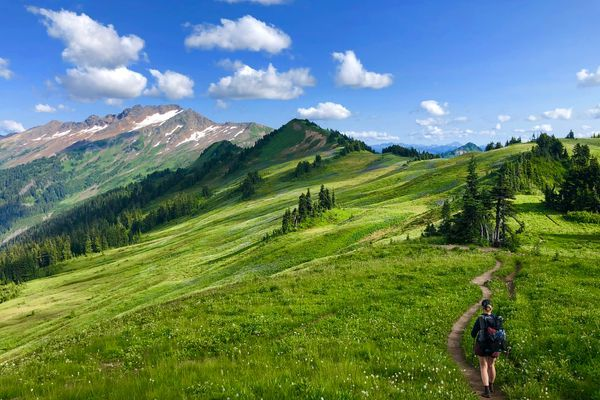 20 Amazing Pacific Crest Trail Photos to Help You Get Through the Week