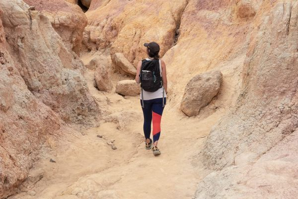 Gear Review: Cotopaxi Mariposa Leggings and Vamos Shorts