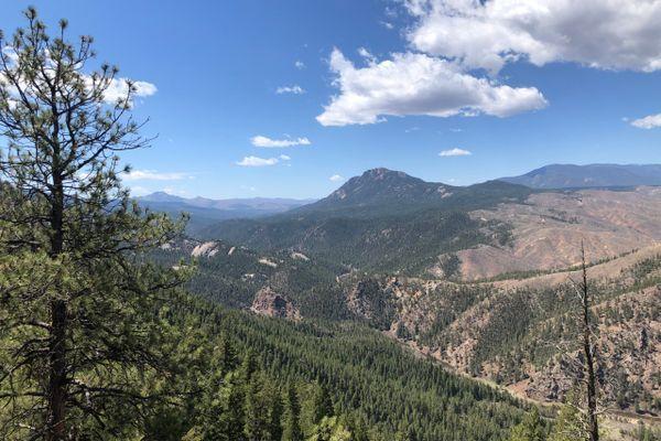 Dreams vs. Reality for a Colorado Trail Thru-Hike