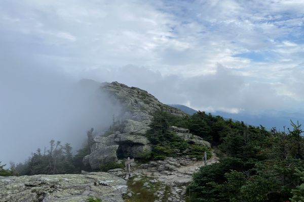 Long Trail: A Tale of Mount Mansfield