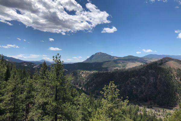 Colorado Trail: Segment 1
