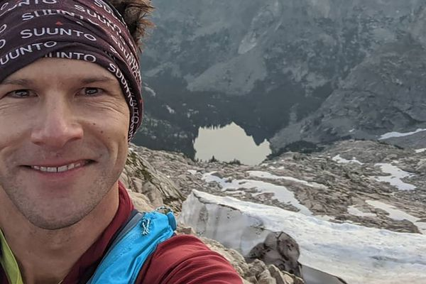 Andrew Skurka Sets New FKT on Pfiffner Traverse