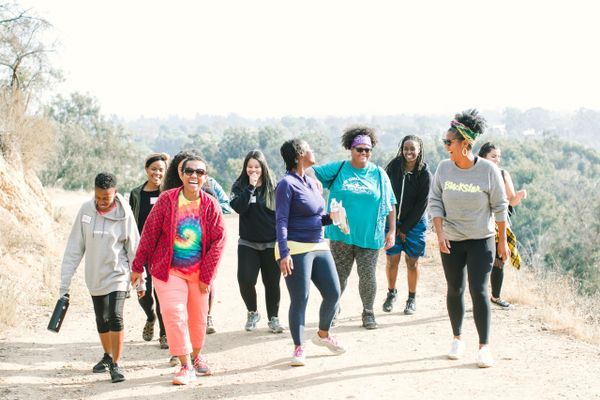 How Color Outside Empowers Women of Color Through Outdoor Adventure