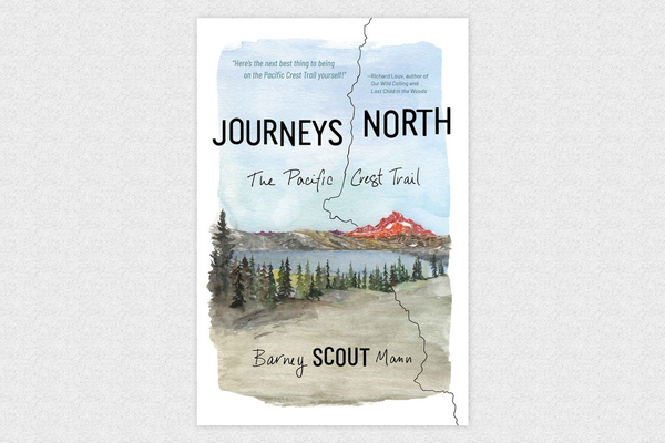 [Book Review] Barney Scout Mann's PCT Memoir Among the Best of the Genre
