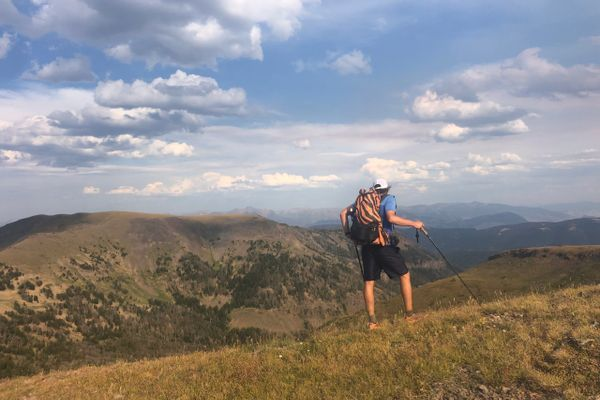 "Jeff ""Legend"" Garmire Begins Colorado Trail FKT Attempt"