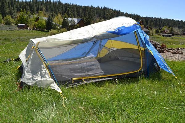 Sierra Designs High Side 2 Tent Review
