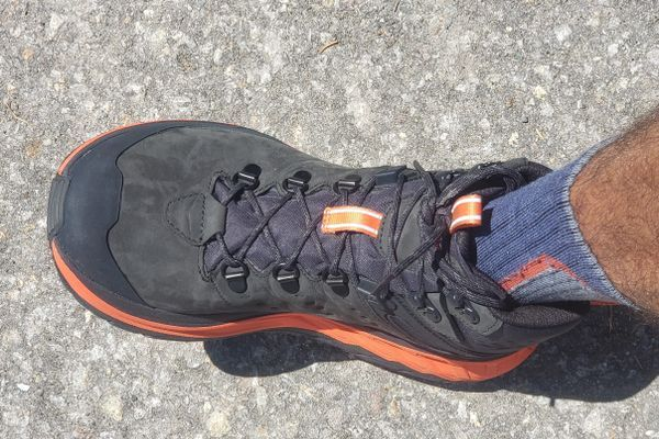 HOKA ONE ONE Stinson Mid GTX Hiking Shoe Review