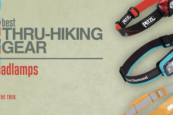 The 10 Best Headlamps for Thru-Hiking in 2020