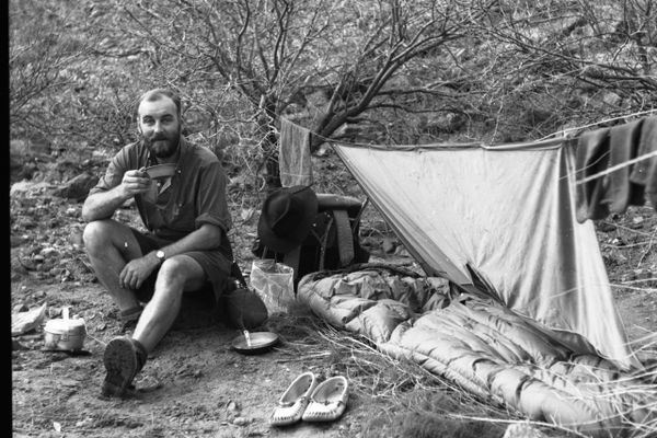 "Great Strides: The Epic First Journey of Colin Fletcher, ""Founding Father of Backpacking"""