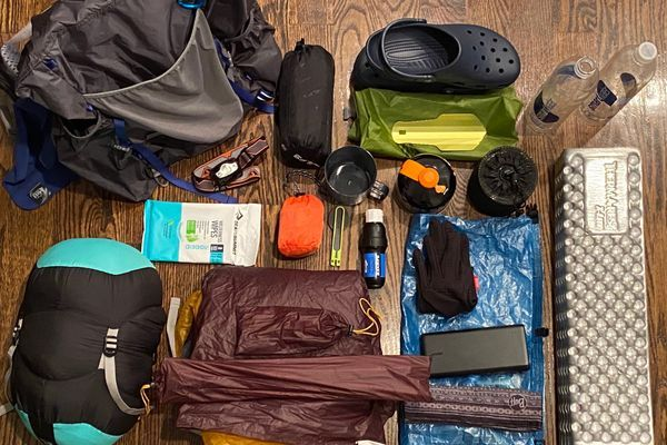 Gear List, Shakedown Hike, and Other Prep for the Long Trail