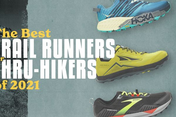 The Best Trail Runners for Thru-Hiking in 2021