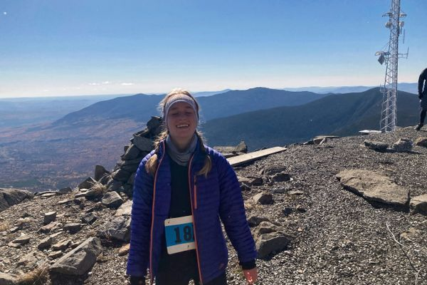 How my AT NOGO Hike Made Me a Runner