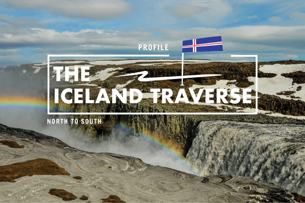 The Iceland Traverse: North to South
