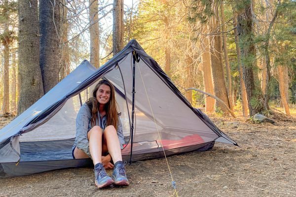 Gossamer Gear The Two Ultralight Tent Review